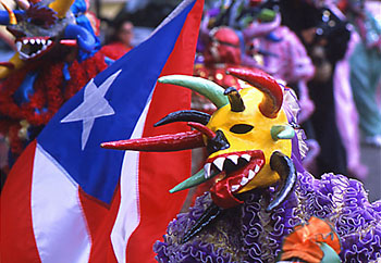 Carnaval in Puerto Rico